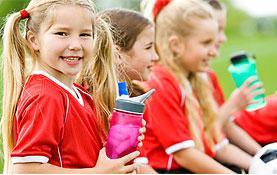 Organizujemy imprezy dla dzieci jako samodzielne eventy, ale także oferujemy organizację stref dla dzieci na większych eventach.