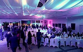 Organizujemy imprezy firmowe, konferencje oraz bankiety dla firm.