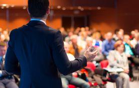 Organizacja konferencji i kongresów dla firm oraz instytucji.